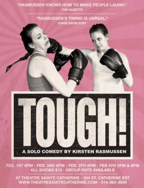 Interview: Kirsten Rasmussen on Tough!, Blink Blink Blink, and a bunch of other projects