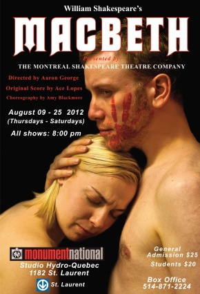 Macbeth_Official Poster